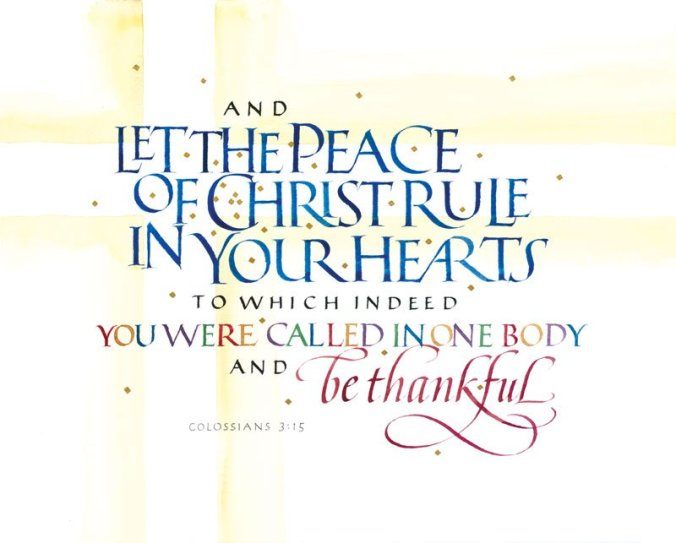 peaceofchrist