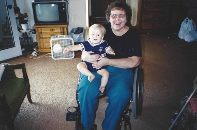 Mom Matthew 1998