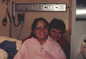 Mom Me 1987